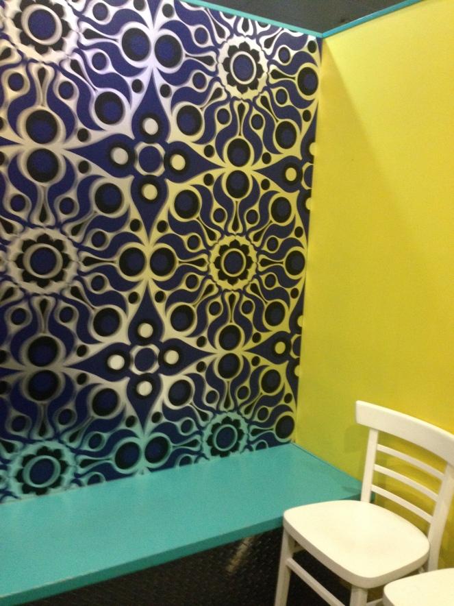 Wall art work